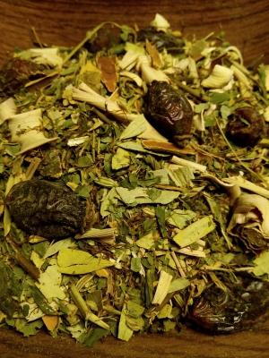 Травяной чай Детокс