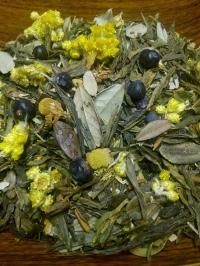 Зелёный чай Секрет егеря премиум