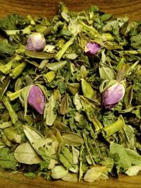 Травяной чай Зимняя брусника