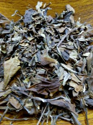 Белый китайский чай Шоу Мэй